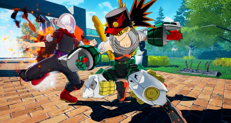 Plus de détals pour My Hero One's Justice! Les détails sur Nipponzilla !