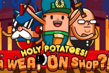 Lisez notre avis concernant Holy Potatoes ! A Weapon Shop ?! et suivez toute son actu sur Nipponzilla, le meilleur site d'actualité manga, anime, jeux vidéo et cinéma