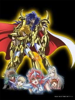 Suivez toute l'actu de Saint Seiya - Saintia Shô sur Nipponzilla, le meilleur site d'actualité manga, anime, jeux vidéo et cinéma
