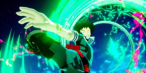 Un nouveau style pour My Hero One's Justice ! Plus d'infos sur Nipponzilla !