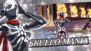 Skullo Mania dans Tag Team Frenzy