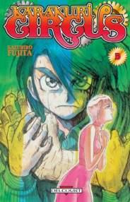 Suivez toute l'actu de Karakuri Circus sur Nipponzilla, le meilleur site d'actualité manga, anime, jeux vidéo et cinéma
