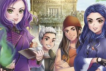 Suivez toute l'actu de Descendants sur Nipponzilla, le meilleur site d'actualité manga, anime, jeux vidéo et cinéma