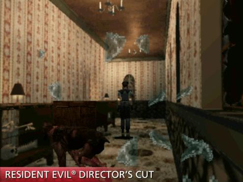 Residdent Evil : Director's Cut