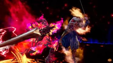 Inferno dans SoulCalibur VI