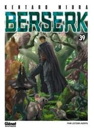 Le tome 39 de Berserk