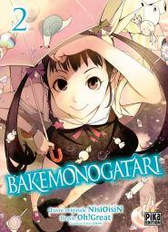 Suivez toute l'actu de Oh! Great et Bakemonogatari sur Nipponzilla, le meilleur site d'actualité manga, anime, jeux vidéo et cinéma