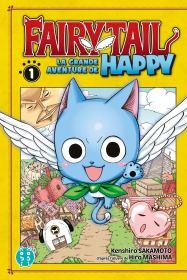 Suivez toute l'actu de Fairy Tail - La Grande Aventure de Happy et Kenshiro Sakamoto sur Nipponzilla, le meilleur site d'actualité manga, anime, jeux vidéo et cinéma