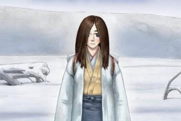 Quand la neige m'appelle, Yuki Onna, 雪女, Makoto Aizawa, ChattoChatto, Interview, Takarajimasha, Manga, Japan Expo, Résumé, Critique, News, Personnages, Citations, Récompenses