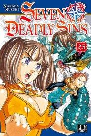 The Seven Deadly Sins, Nanatsu no Taizai, Nakaba Suzuki, Weekly Shônen Magazine, Manga, Résumé, Critique, News, Personnages, Citations, Récompenses