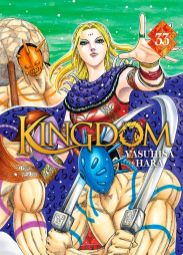 Le tome 33 de Kingdom