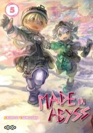 Made in Abyss, Dawn of the Deep, Fukaki Tamashii no Reimei, Kinema Citrus, Akihito Tsukushi, Manga Life, Takeshobo, Seinen, Film, Cinéma, Ototo, Manga, Résumé, Critique, News, Personnages, Citations, Récompenses