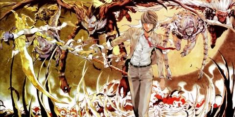 Death Note / デスノート - Série Manga - Nipponzilla
