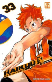 Haikyû, Les As du Volley, Weekly Shonen Jump, Shueisha, Shonen, Haruichi Furudate, Kazé Manga, Anime, Production IG, Manga, Résumé, Critique, News, Personnages, Citations, Récompenses
