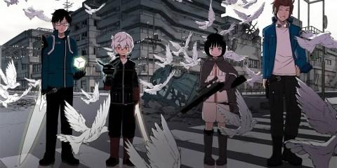 Saison 3 World Trigger Character Design Toei Animation Daisuke Ashihara Kazé Manga Crunchyroll
