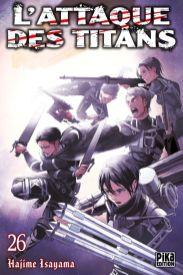 L'Attaque des Titans : Saison Finale Hajime Isayama Bessatsu Shônen Magazine Kôdansha Studio Mappa Anime Manga Pika Edition Wakanim