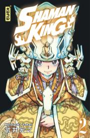 Actu Japanime Actu Manga Hiroyuki Takei Japanime Kana Manga Shaman King Shaman King Flowers Shaman King Star Edition Kodansha