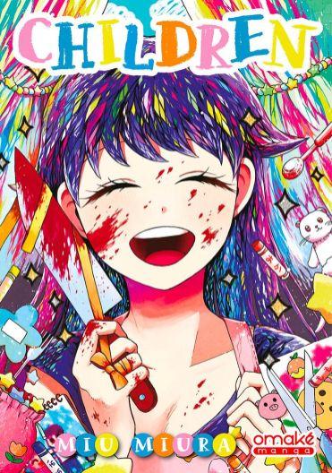 Omaké Manga Manga Actu Manga Miu Miura Square Enix