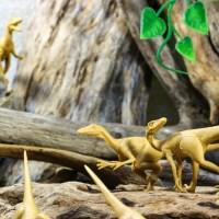 恐竜プラモは生きている姿をイメージしろ!スタンドアップ・ダイナソー。
