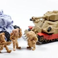 【PR】これぞ「メタルスラッグプラモ」‼︎マッハで組めるモーデン軍の大型戦車でメタルスラッグと対決だ!!