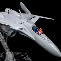 ピカッとルンが光れば、他のものは全部背景!/ハセガワ VF-31J ジークフリード