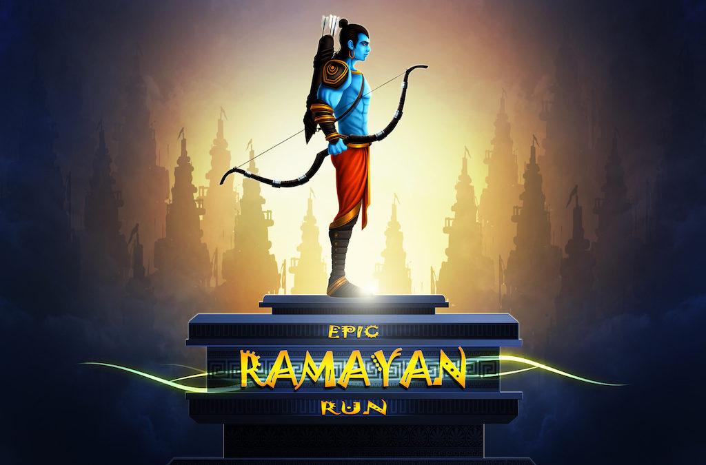 Epic Ramayan Run & Fight