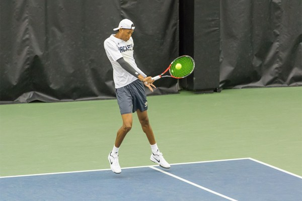 Men's tennis opens fall season this weekend | Technique