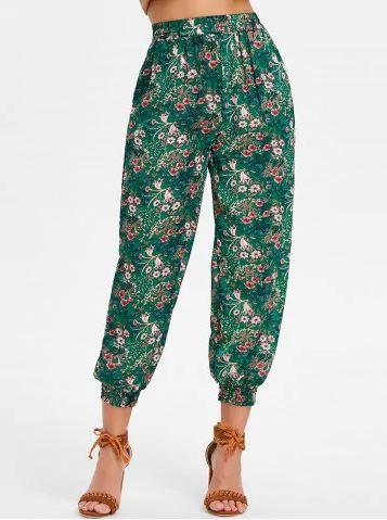 Rosegal bohemian pants