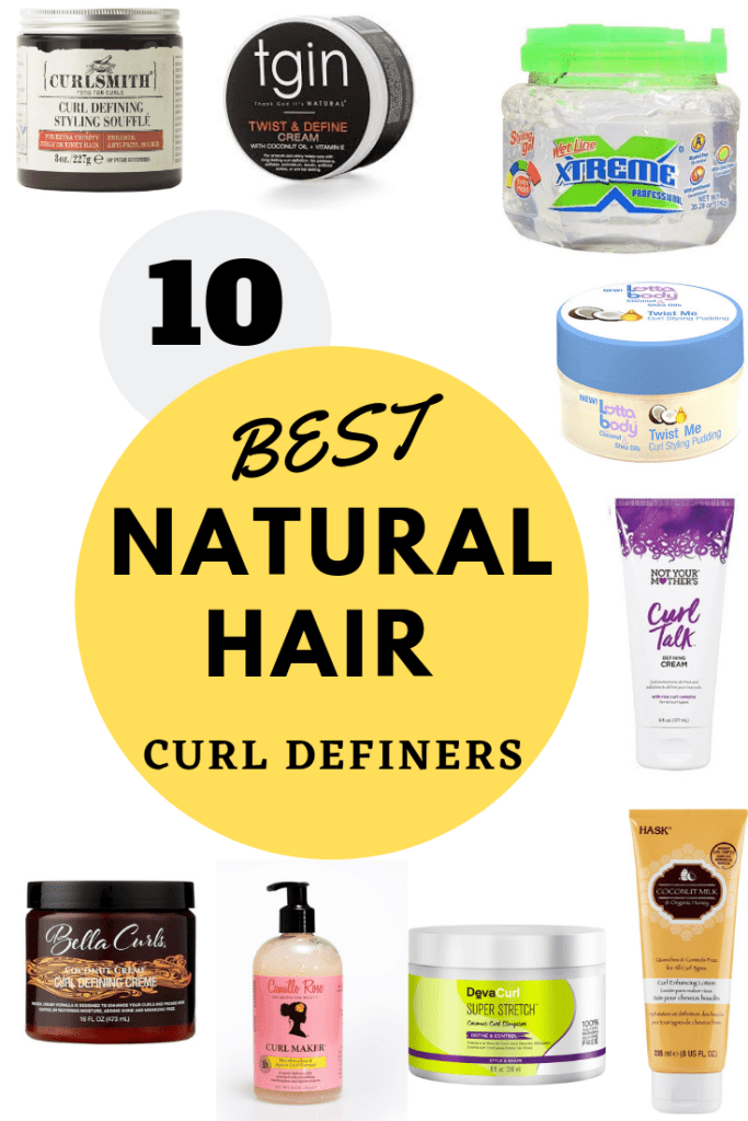 The 10 Best Natural Hair Curl Definers of 2019