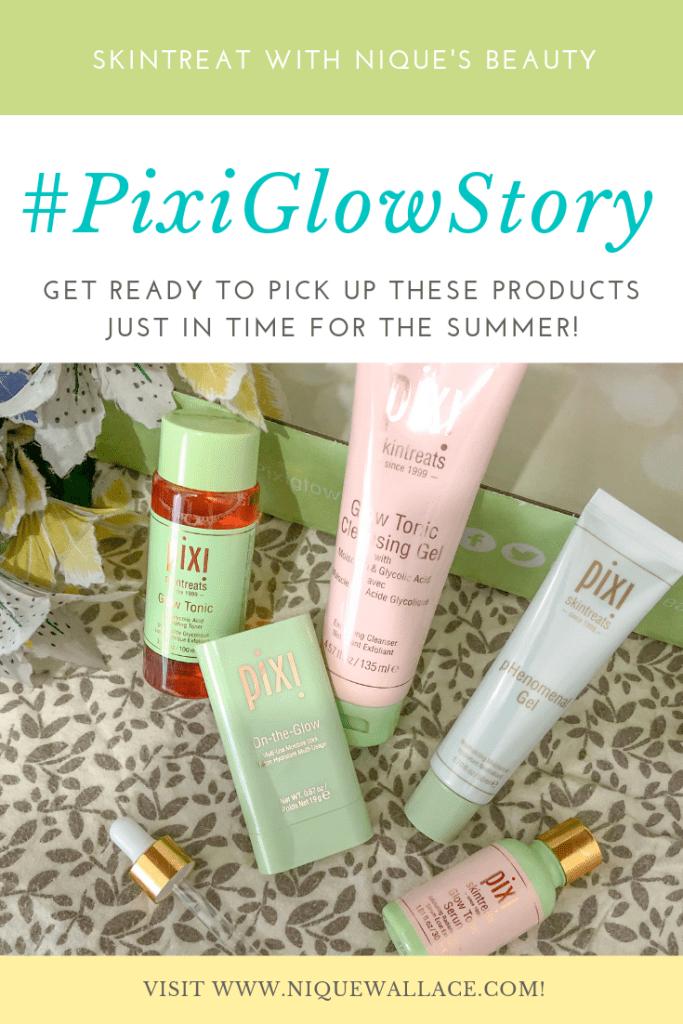 PixiBeauty Skin Treat Glow Story