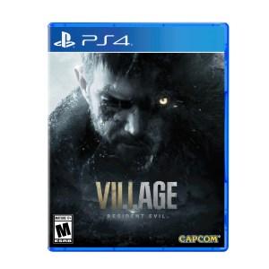 Games for PS4, Resident Evil 8 Village