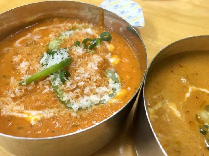 本格インド料理カマルのフィッシュカレー