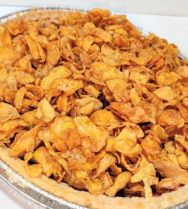 cornflakes tart
