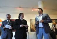 Alvaro Lobato de Faria, Zeferino Silva y Fabianni Belemuski