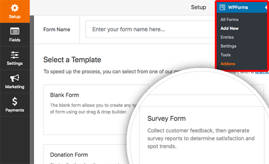 Create your Survey form - The Best Survey Software in 2020