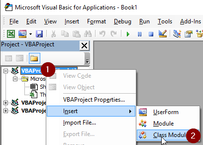 Create Dictionary and KeyValuePair Classes in Excel VBA - Collections