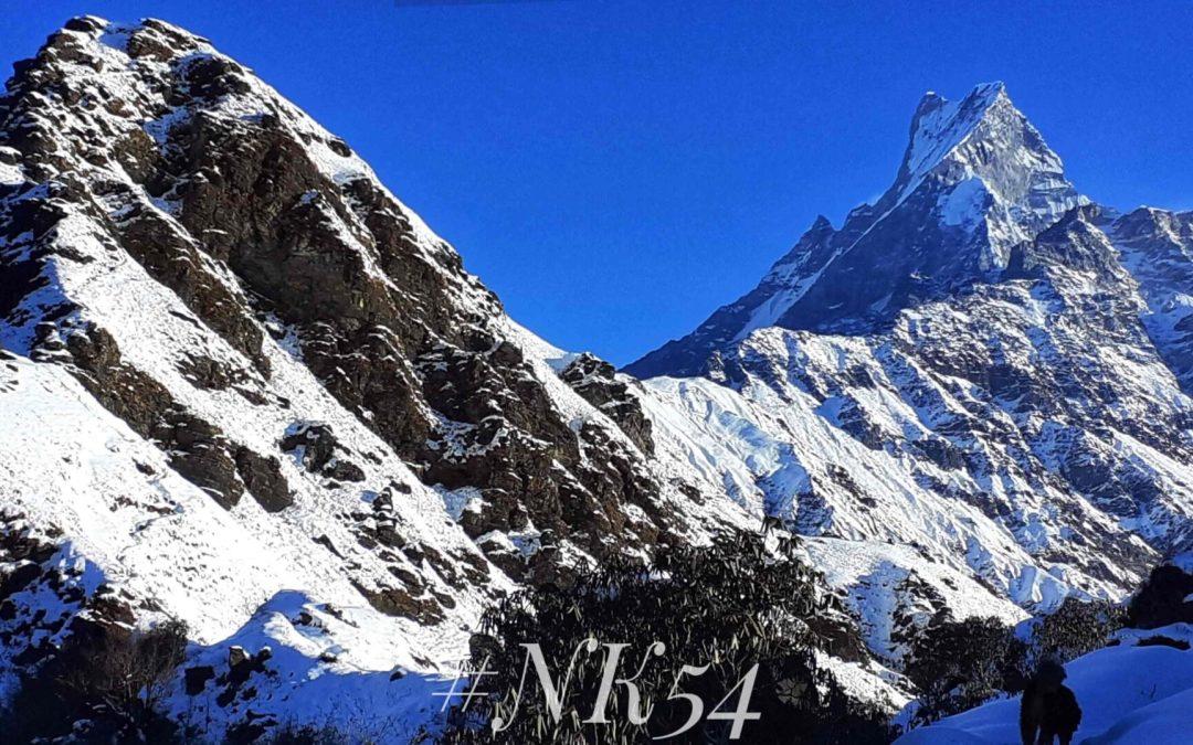 Winter Trek to Mardi Himal