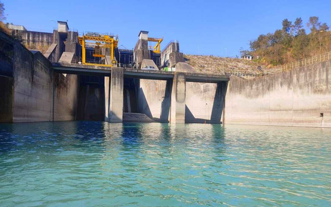 Madhya-Marsyangdi Dam and Spillway Maintenance Project