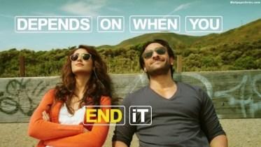 Happy Ending : C