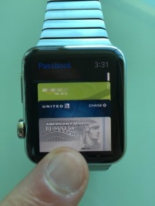 Apple Passbook Wallet