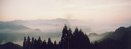 国見峠の雲海