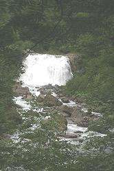 天人峡 敷島の滝