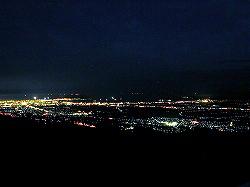 函館裏夜景 城岱牧場