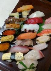 留萌 蛇の目寿司