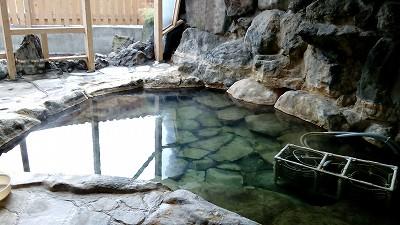 菅野温泉 イコロボッカの湯