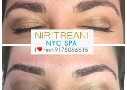 Niritreani Eyebrow Shaping
