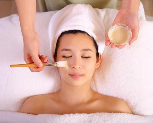 Aromatherapy Facial NYC