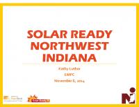 Solar Ready Northwest IN (Nov 2014)