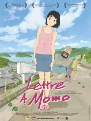 Film - lettre à momo - anime