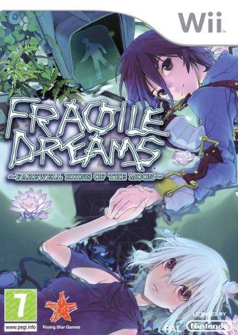 jeu vidéo - fragile dreams - wii